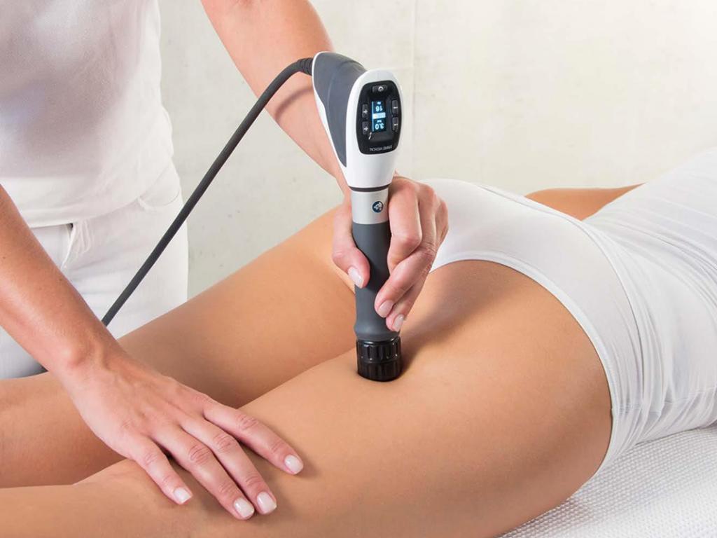 LEHRGANG – Stosswellen gegen Cellulite