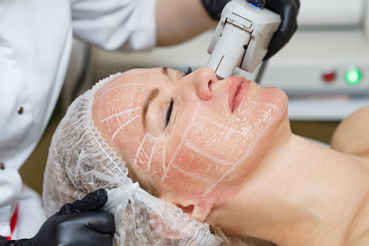 Medizinische Kosmetik unter Einsatz von High Technology Zürich