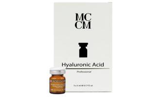 hyaluronacid, Mimikfalten