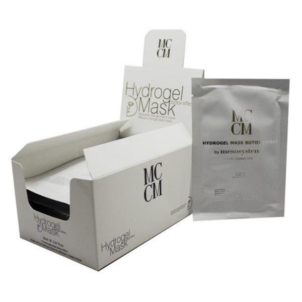 Hydrogel-Botox-Effect-Mask-12uni-Cosmeceutical-Schulung