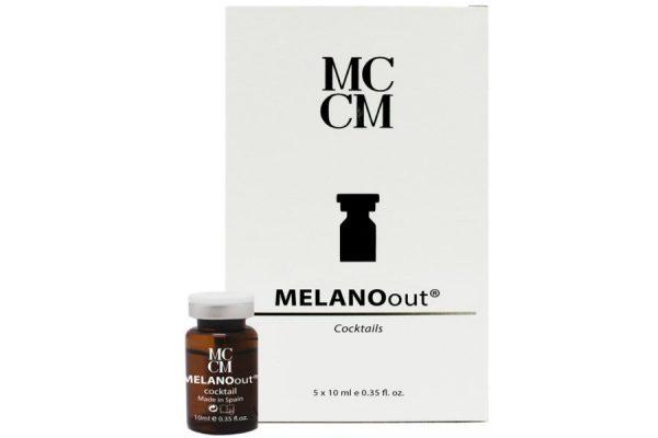 Hyperpigmentation, Melano out