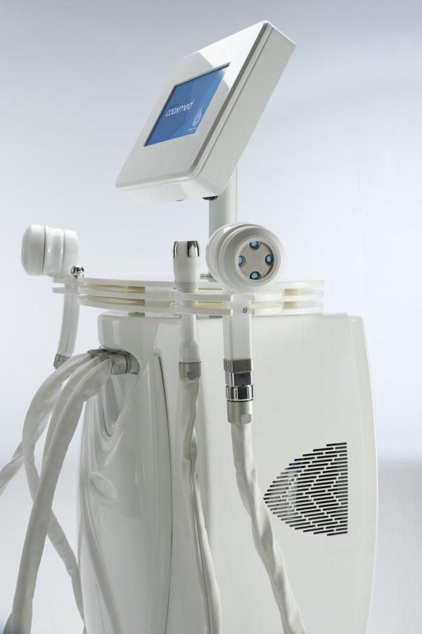 Medical apparative radiofrequenz